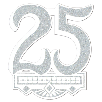 Picture of 25th ANNIVERSARY CREST