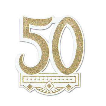 Picture of 50th ANNIVERSARY CREST