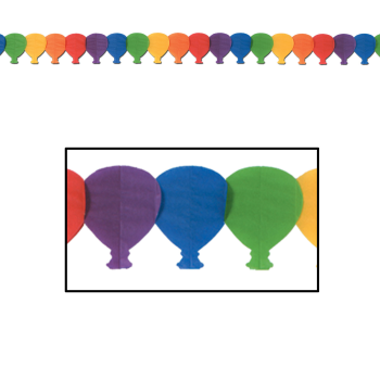 Picture of DECOR - PETITE BALLOON GARLAND