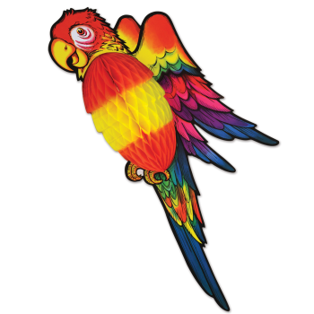 Picture of PKGD ART-TIS PARROT