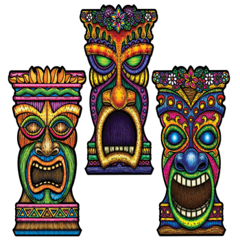 Picture of TIKI CUTOUTS