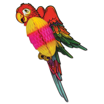 Picture of MADRAS TISSUE PARROT