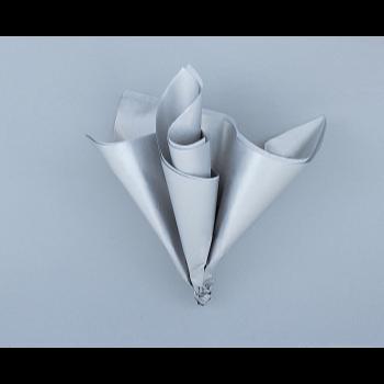 Image de 5 SILVER MET TISSUE SHEETS