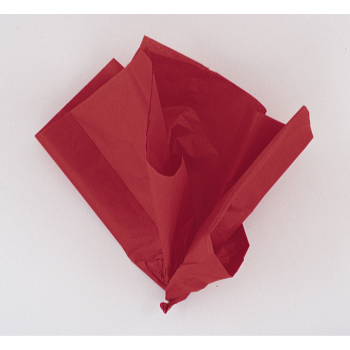 Picture of RED TISSUE SHEETS