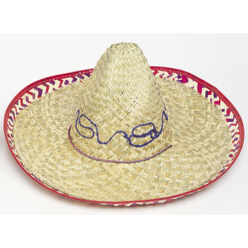 Picture of ADULT SOMBRERO-CHIN CORD