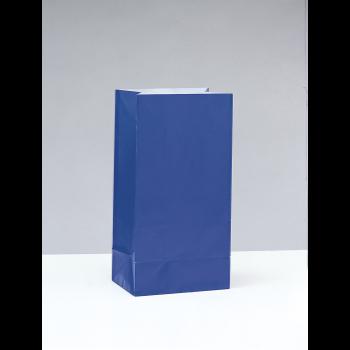 Image de PAPER PARTY BAGS -ROYAL BLUE