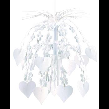 Image de FLOWER AND HRT HANGING CASCADE