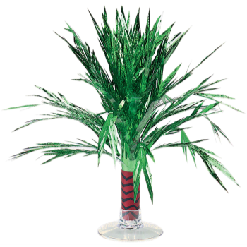 Picture of MINI FOIL PALM TREE C/P