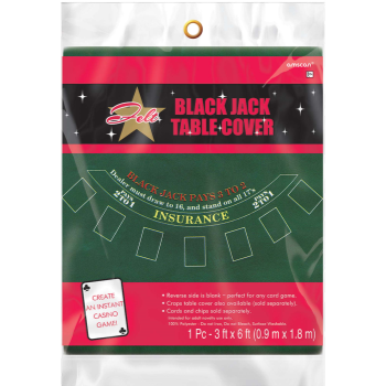Picture of Blackjack Felt Game