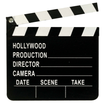 Picture of Director's Clapboard