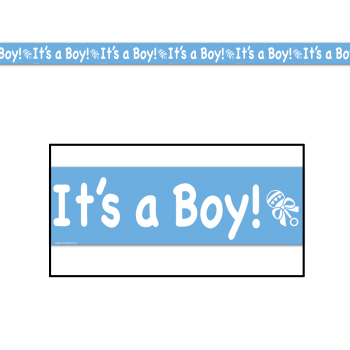 Image de IT'S A BOY PARTY TAPE