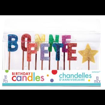 Picture of BONNE FÊTE BOUGIES