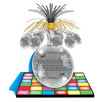 Picture of 70'S - DISCO BALL CENTERPIECE