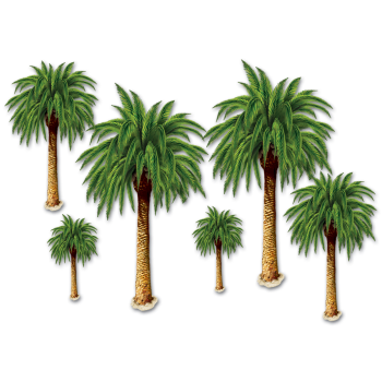 Picture of PALM TREE INSTA THEME DECO