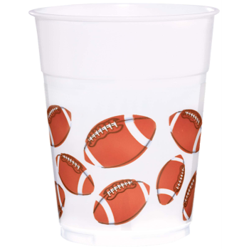 Picture of FOOTBALL FAN 14oz CUPS