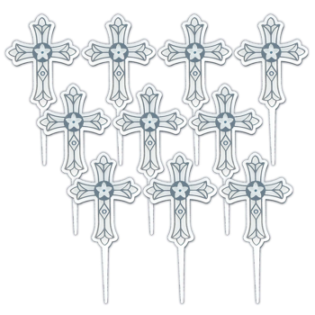 Picture of DECOR - MINI CROSS PICKS
