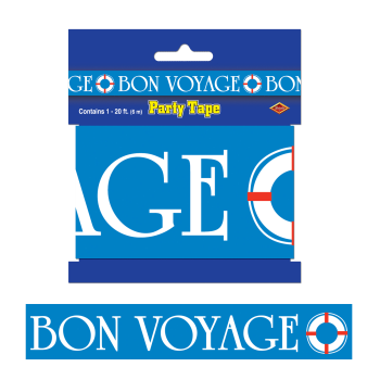 Picture of BON VOYAGE PARTY TAPE