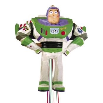 Picture of BUZZ LIGHTYEAR 3D PULL PINATA