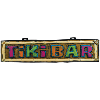Picture of TIKI BAR VAC FORM SIGN