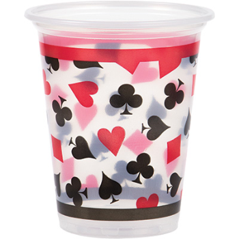 Picture of CARD NIGHT 16oz PLS CUPS
