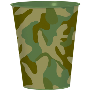 Picture of CAMOUFLAGE - PLASTIC CUP