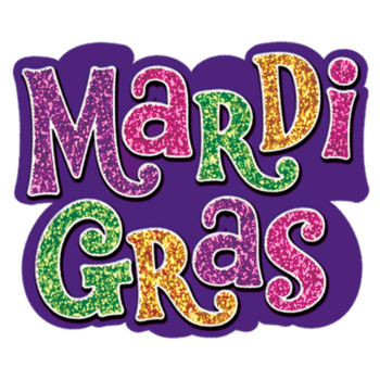 Picture of MARDIS GRAS  GLITTER CO - ASST PKG
