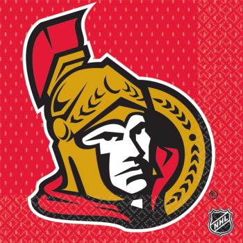 Picture of NHL - OTTAWA SENATORS - LUNCHEON NAPKINS