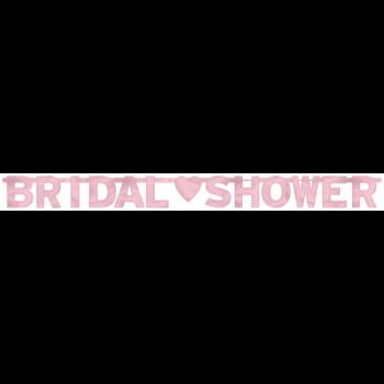 Picture of BRIDAL SHOWER LG BNR - PINK 6'