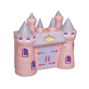 Picture of PINK CASTLE PINATA