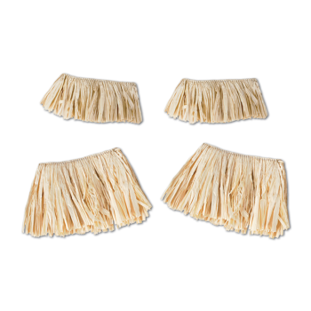 Picture of RAFFIA ARM & LEG TIES 4/PKG