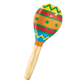 Picture of INFLATABLE MARACA