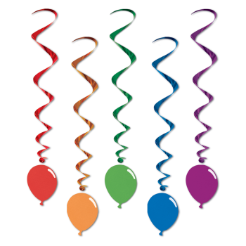 Picture of DECOR - BALLOON WHIRLS