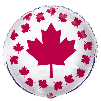 "Picture of 18"" CANADA DAY FOIL"