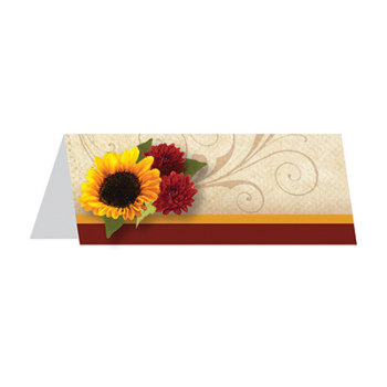 Picture of FLORAL INSPIRATION PLACECARD - 12/PKG