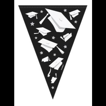 Picture of DECOR - GRAD FLAG BANNER
