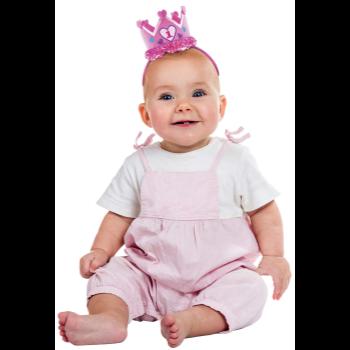 Image de WEARABLES - 1st BIRTHDAY CROWN HEADBAND - PINK