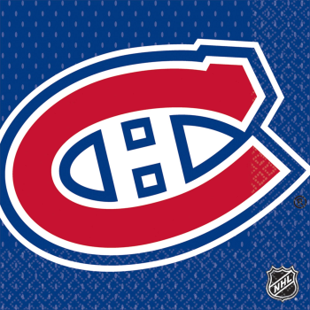 Picture of NHL - MONTREAL CANADIENS - LUNCHEON NAPKINS