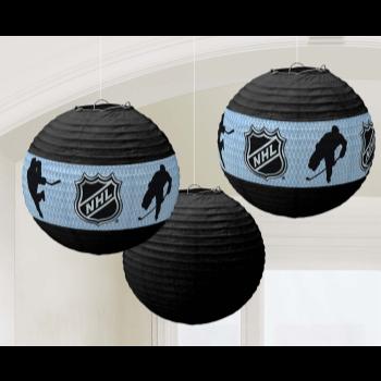 Image de NHL PAPER LANTERNS