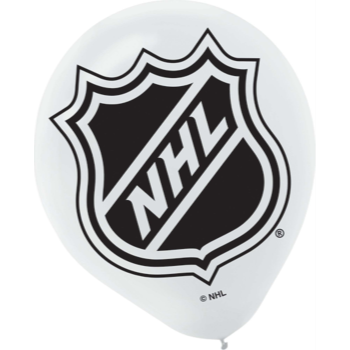 Picture of NHL LATEX BALLOONS