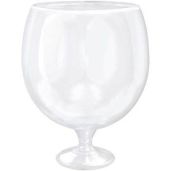 Image de CLEAR JUMBO DRINKING GLASS - 135oz