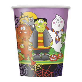 Picture of LITTLE MONSTERS - 9OZ CUPS