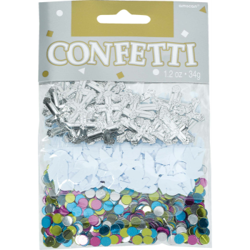 Picture of DECOR - BLESSED DAY RELIGIOUS CONFETTI