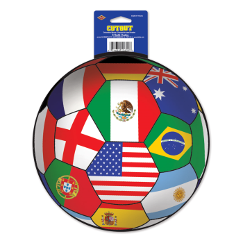 Picture of INTERNATIONAL - CUTOUT 14""