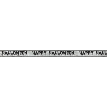 Picture of HAPPY HALLOWEEN FOIL BANNER - 9FT