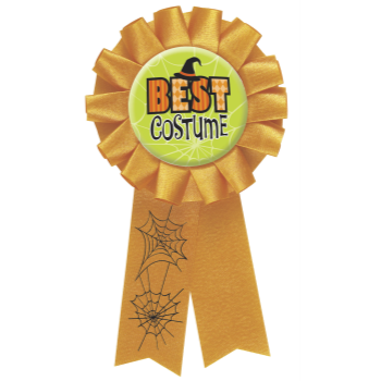 Picture of BEST COSTUME AWARD RIBBON