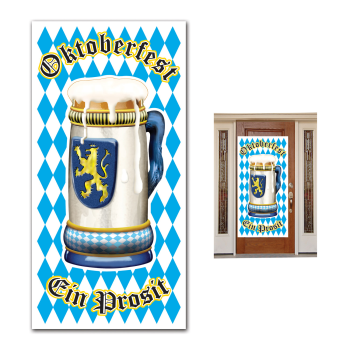 Picture of OCOTBERFEST DOOR COVER
