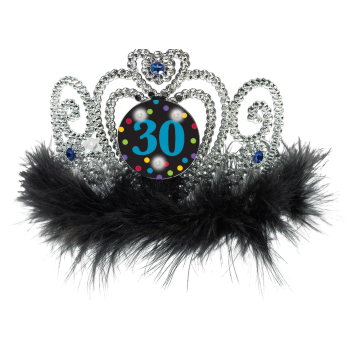 Picture of 30th BIRTHDAY FLASHING TIARA