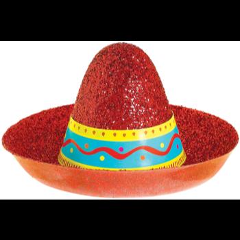 Picture of MINI GLITTER SOMBRERO HAT