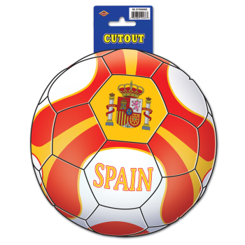 Picture of SPAIN FLAG CUTOUT