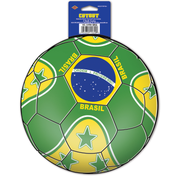 Picture of BRASIL FLAG CUTOUT